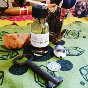 French Creole Oil-Dreams, Omens, Psychic Ability, Intuition